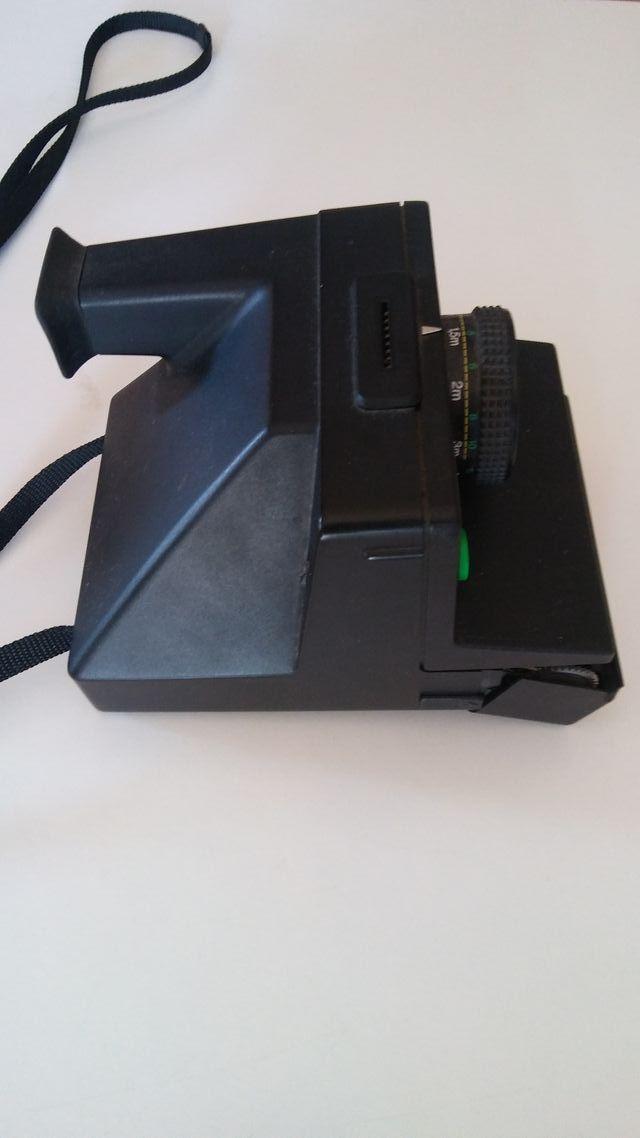 Cámara de fotos Polaroid 2000