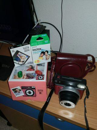 cámara sq6 instax fujifilm
