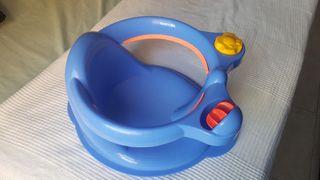 silla bañera bebé