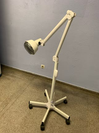 Vendo lampara infrarojos.