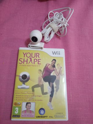 juego Wii your shape