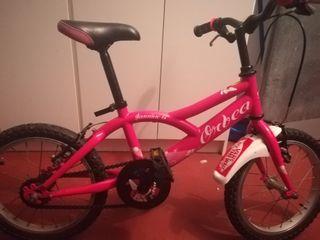 Bicicleta 2niña