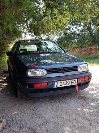 Volkswagen Golf gt special edition 1997