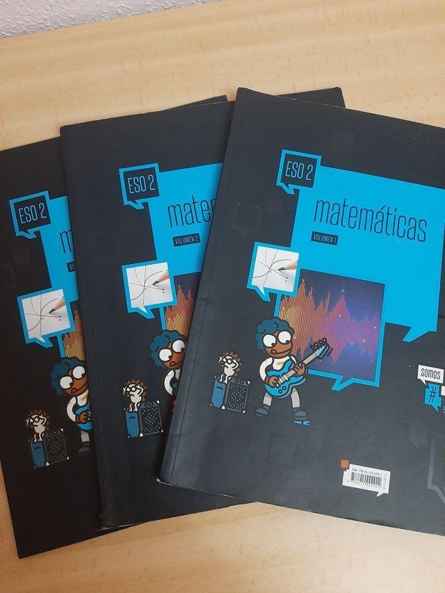 Libros 2 ESO