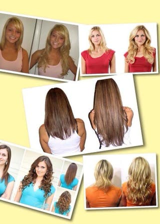 Hair extensions Mobile