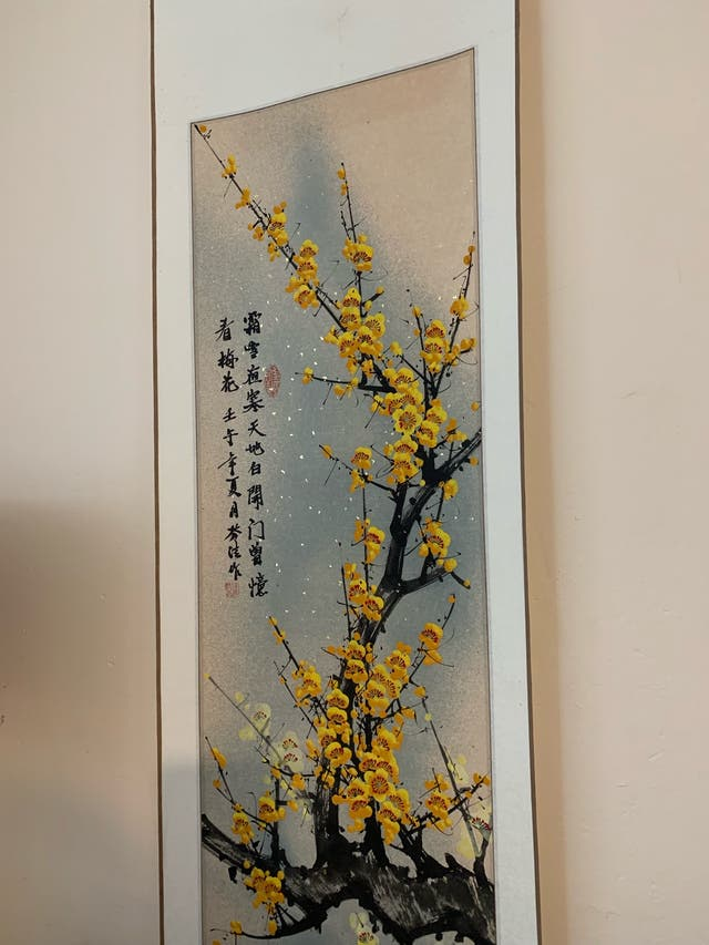 Chinese art drawing genuine painting