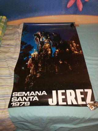 póster de semana santa de Jerez tengo muchos más