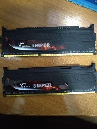 memoria RAM DDR3 16 gb