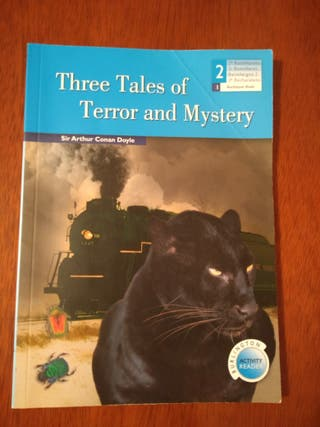 Three Tales of Terror and Mystery