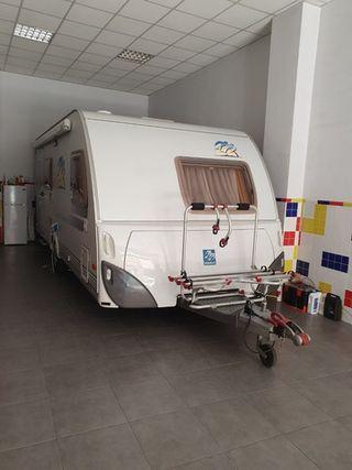 Caravana knauss 5,50