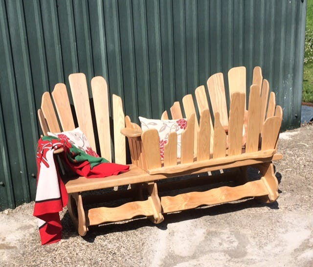 Rocking chair / cradle