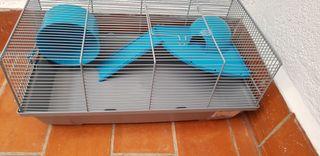 gàbia per hamster