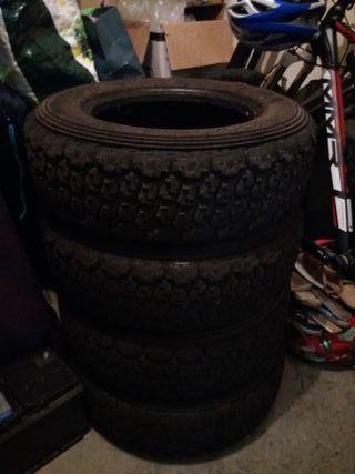 Neumáticos Kumho de tierra