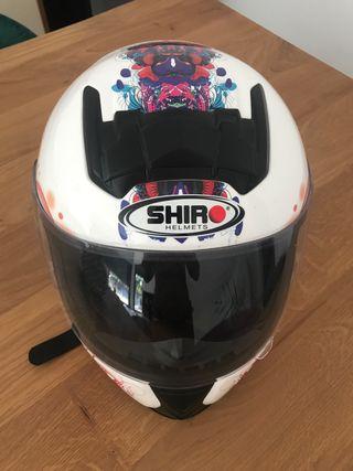 Casco de moto talla S Nuevo