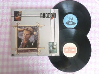 Sting The Dream Of The Blue Turtles Live 1985 2LP