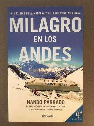 Milagro en los Andes. Nando Parrado