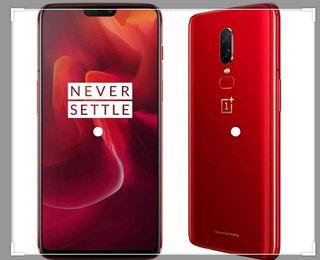 one plus 6 red edition(limitada) móvil, smartphone