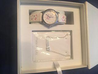 Estuche reloj y pulsera