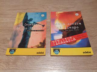 """Libros juveniles """"Edebé"""""""