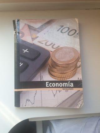 Libro 1 bachillerato economía, edebé