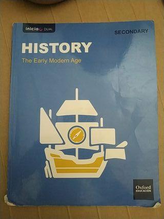 LIBRO DE HISTORIA 3°ESO HISTORIA