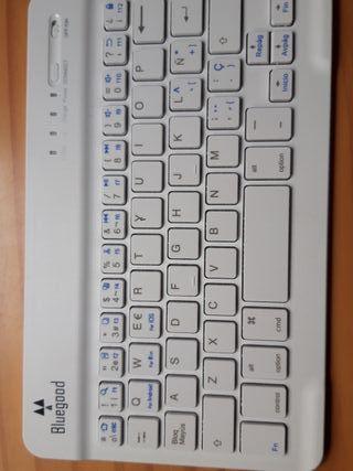 teclado pequeño