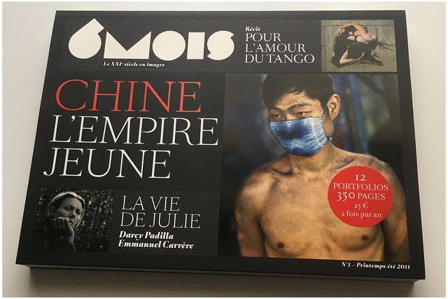 "Revue Photo ""6 MOIS"" No. 1"