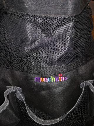 Bolsa organizadora para el coche Munckin