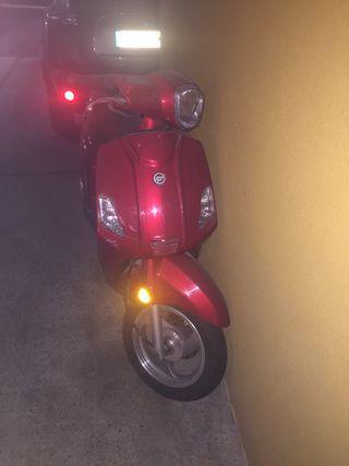 Moto 125 keeway