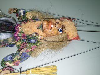 Marioneta bruja