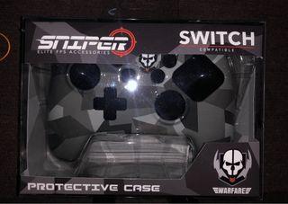 Funda para mando Nintendo switch