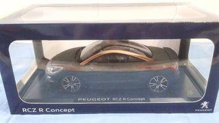 Maqueta Peugeot RCZ Escala 1/18 Norev