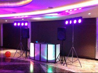 Alquiler Equipo de Sonido y DJ. Música y Eventos