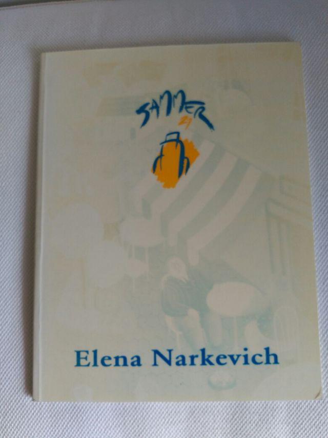 """Elena Narkevich"" pintura"