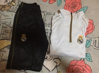 Chándal oficial real Madrid