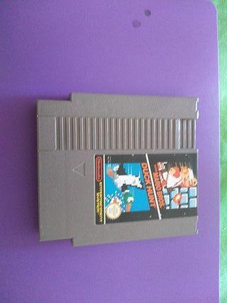 SUPER Mario Bros /Duck Hunt Nintendo
