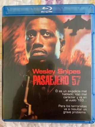 Pasajero 57 Blu-Ray Wesley Snipes