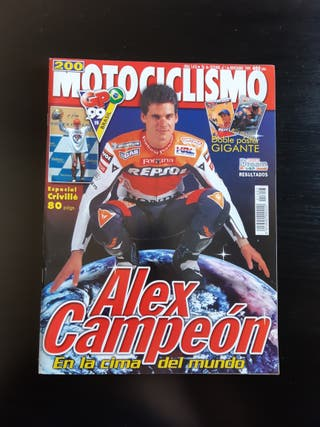 Revista Motociclismo n 1653 Octubre 1999