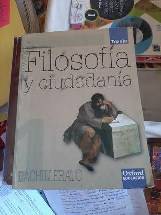 libro de filosofía oxford 1 de bachillerato