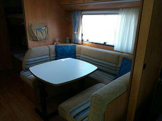 caravana Sun Roller Tango de Luxe 495