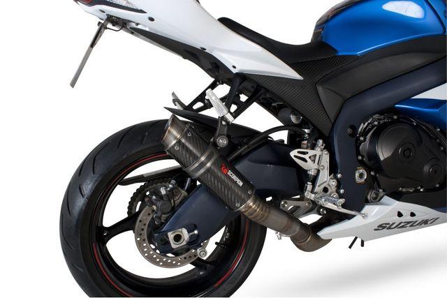 Escape Scorpion RP1GP Suzuki GSX-R 1000 2012-2016