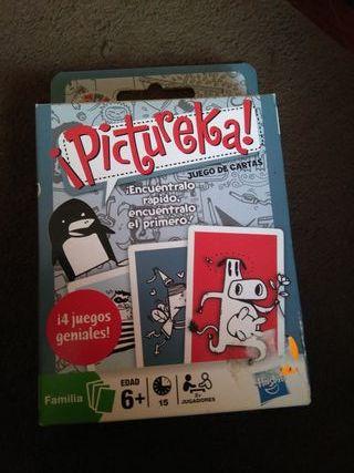 Pictureka juego de cartas