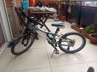 "Bicicleta júnior GIANT xtc 20"""