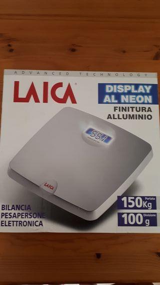 BASCULA BAÑO LAICA NEON