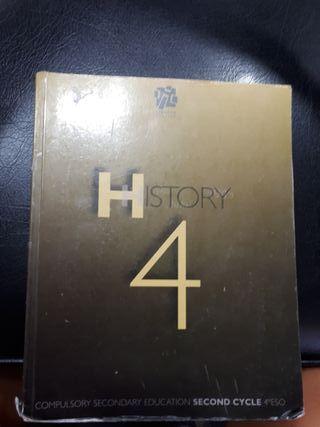 Libro 4°ESO historia