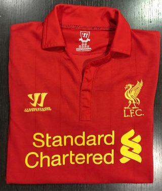 Camiseta vintage Liverpool