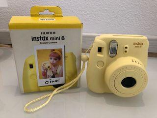 Cámara de fotos Fuji-Film instax mini 8