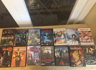 DVDs £2 each pick and choose