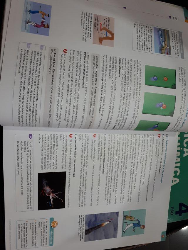 Libro 4°ESO física y química