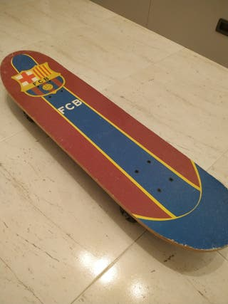 Skate del Barça
